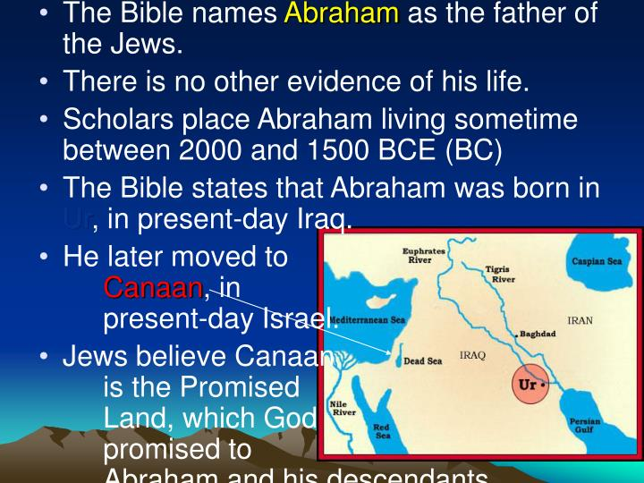 The Bible names