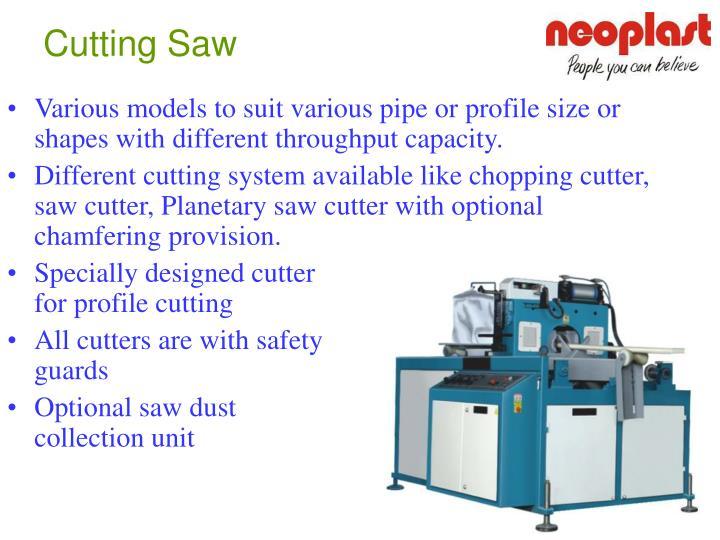 Cutting Saw