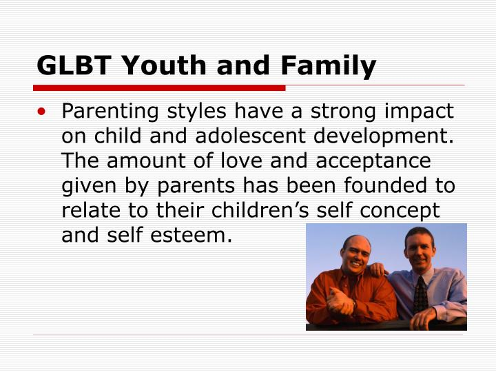 Glbt youth and family