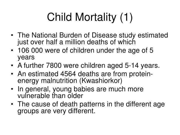 Child Mortality (1)