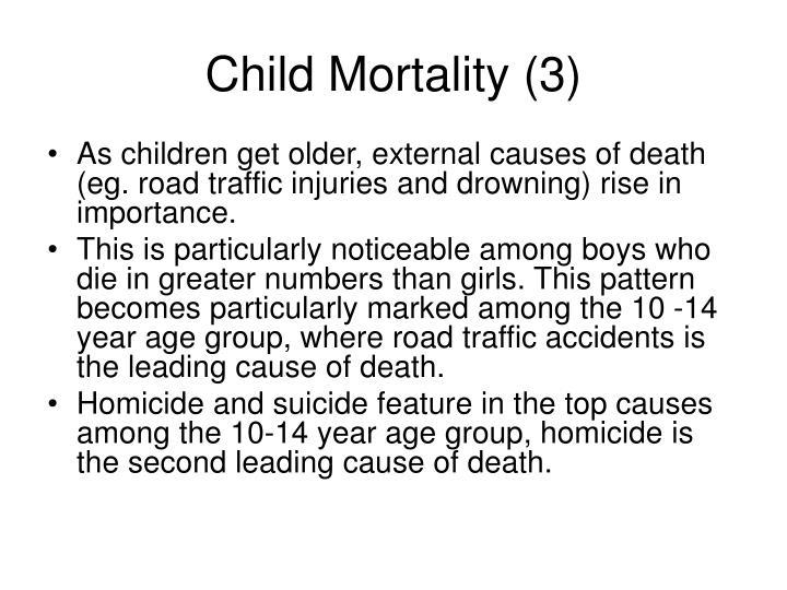 Child Mortality (3)
