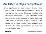 marca y ventajas competitivas8
