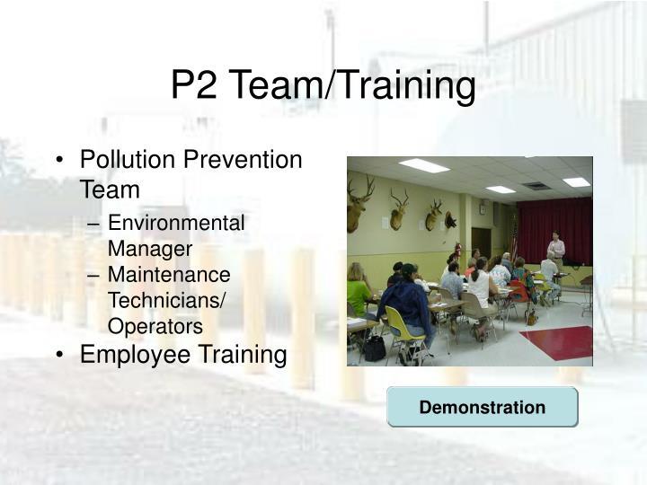 P2 Team/Training