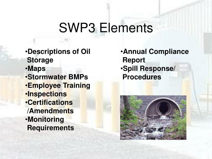 SWP3 Elements