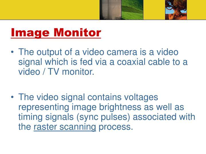 Image Monitor
