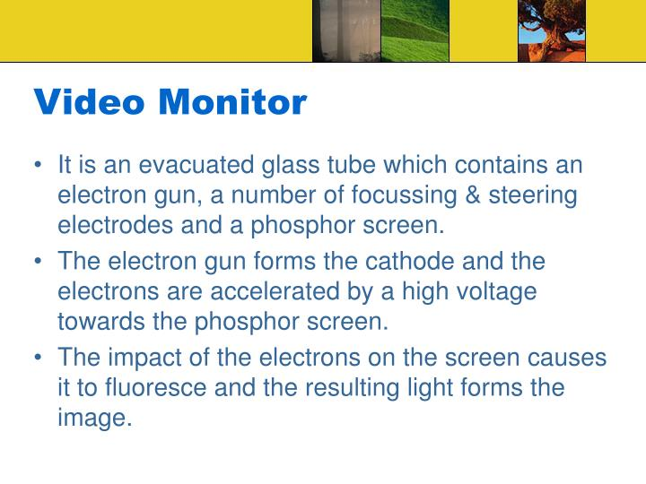 Video Monitor