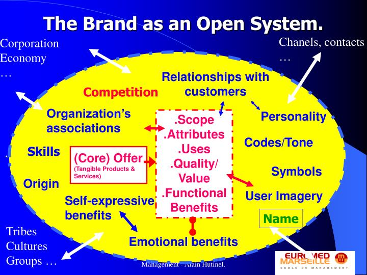 The Brand as an Open System.