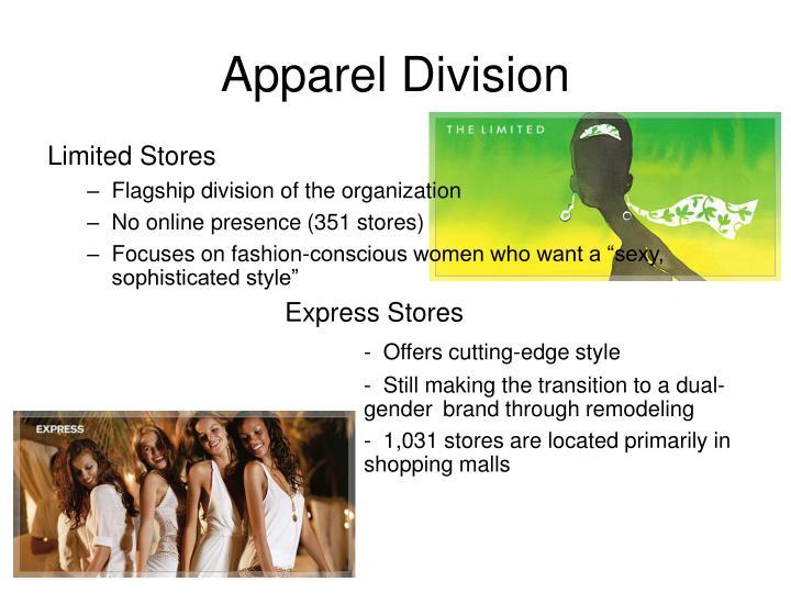Apparel Division