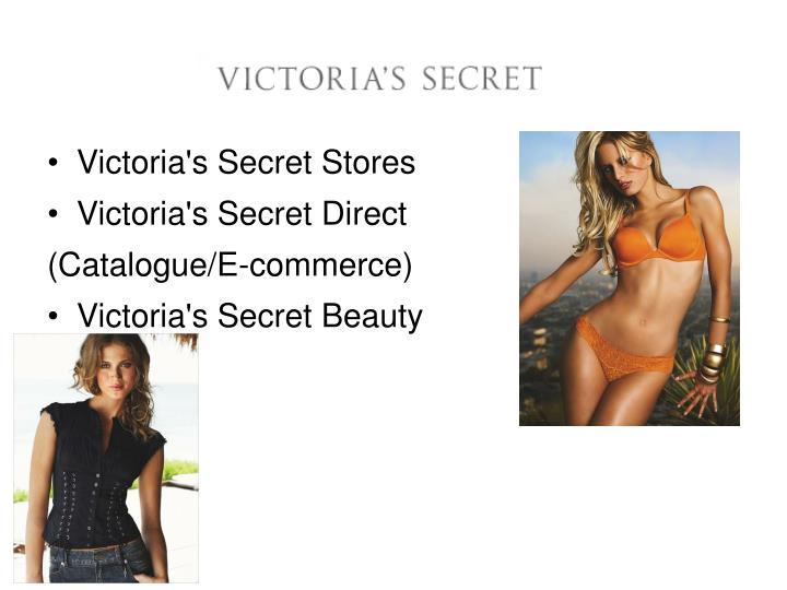 Victoria's Secret Stores