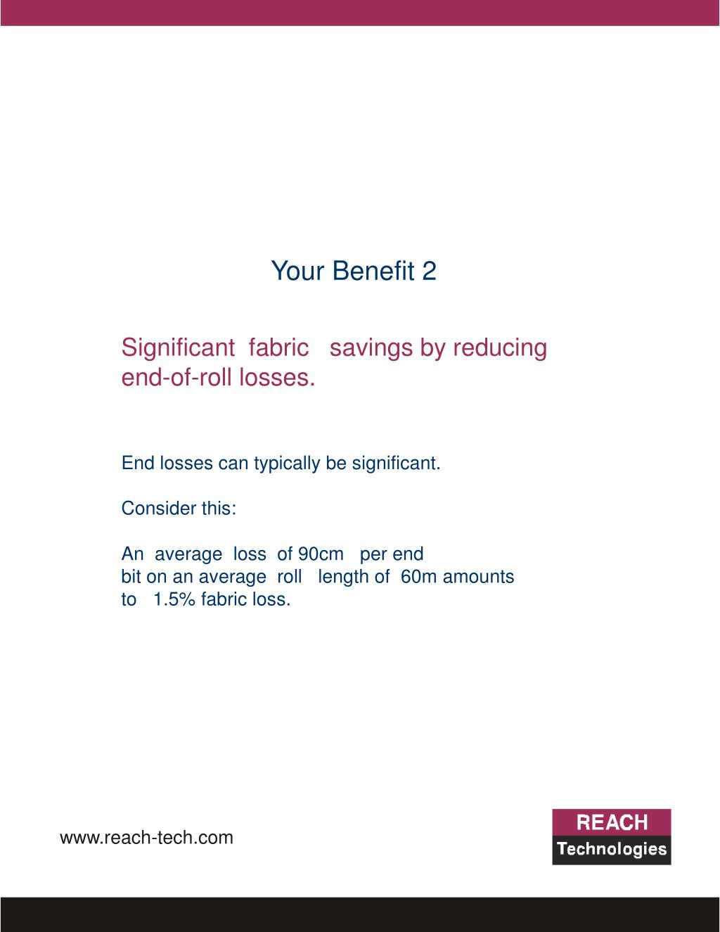 Your Benefit 2