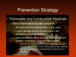 prevention strategy16