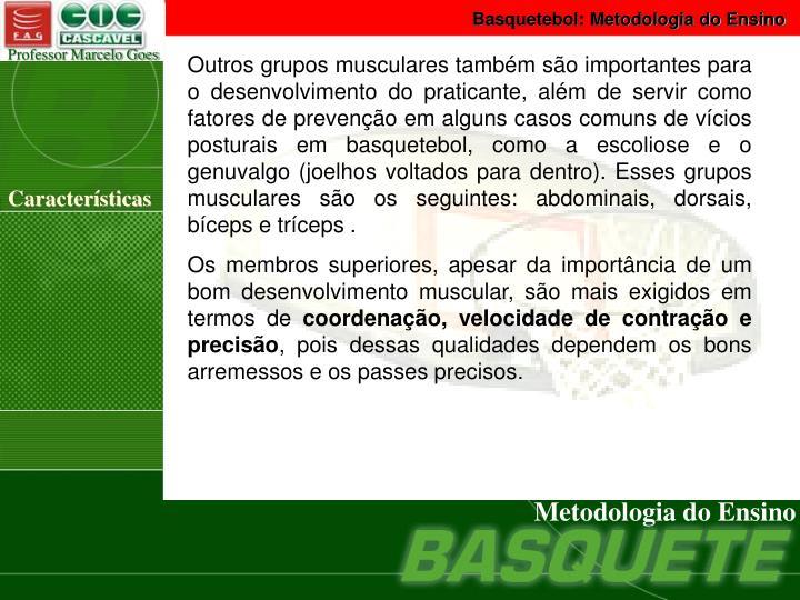 Basquetebol: Metodologia do Ensino