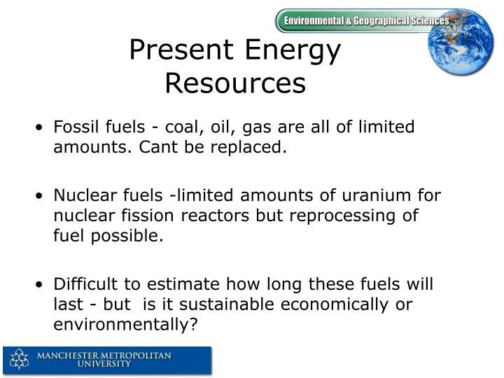 Present Energy