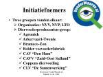 initiatiefnemers