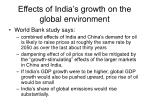 effects of india s growth on the global environment2