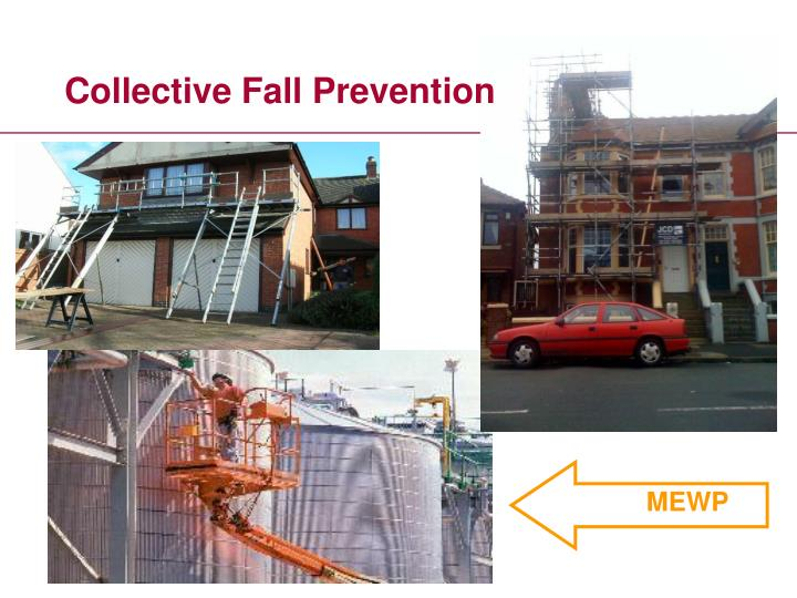 Collective Fall Prevention