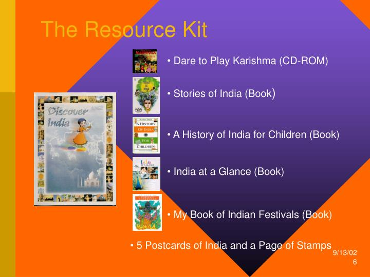 The Resource Kit
