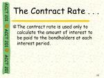 the contract rate2