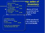 intercompany sales of inventory5