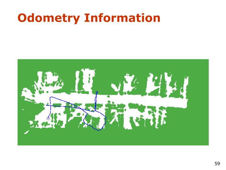 Odometry Information