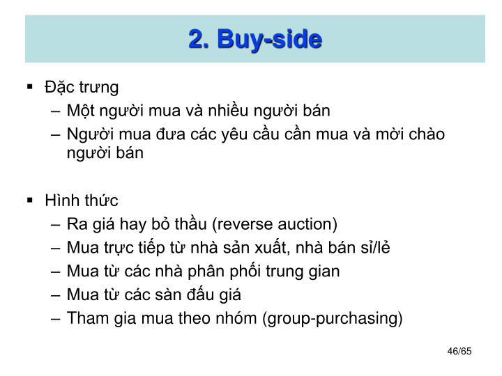 2. Buy-side
