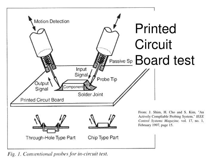 Printed Circuit Board test
