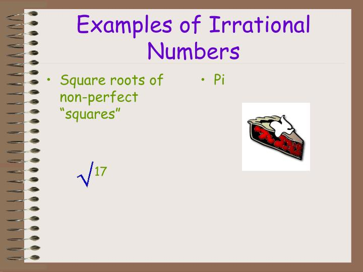 """Square roots of non-perfect """"squares"""""""