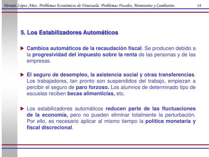 Hernán López Añez. Problemas Económicos de Venezuela. Problemas Fiscales, Monetarios y Cambiarios                      14