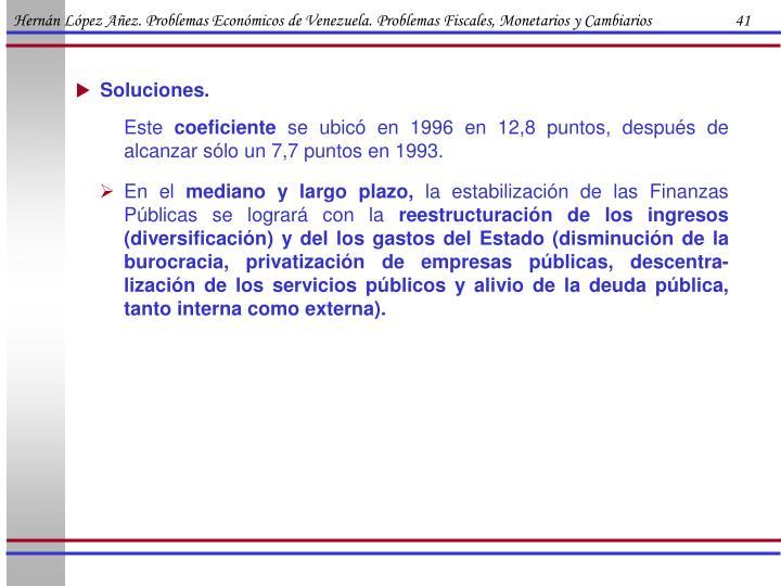 Hernán López Añez. Problemas Económicos de Venezuela. Problemas Fiscales, Monetarios y Cambiarios                      41
