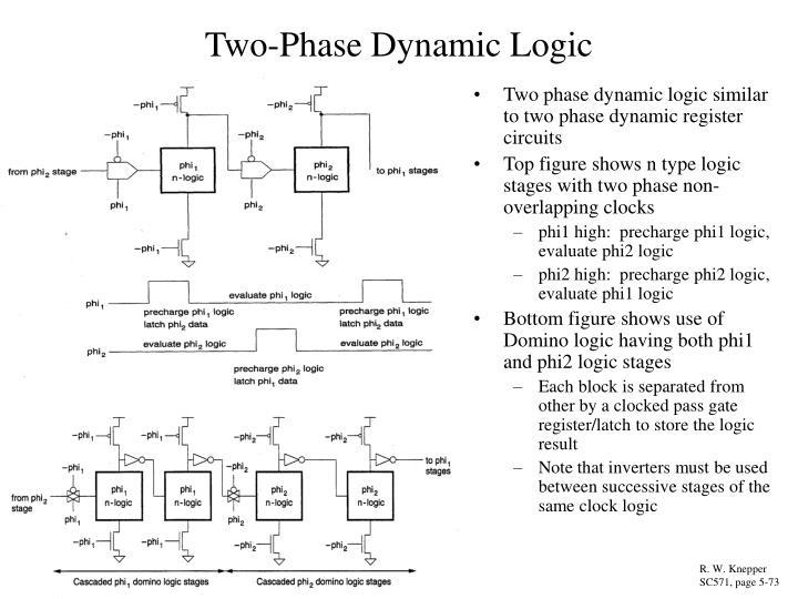 Two-Phase Dynamic Logic