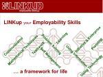 linkup your employability skills