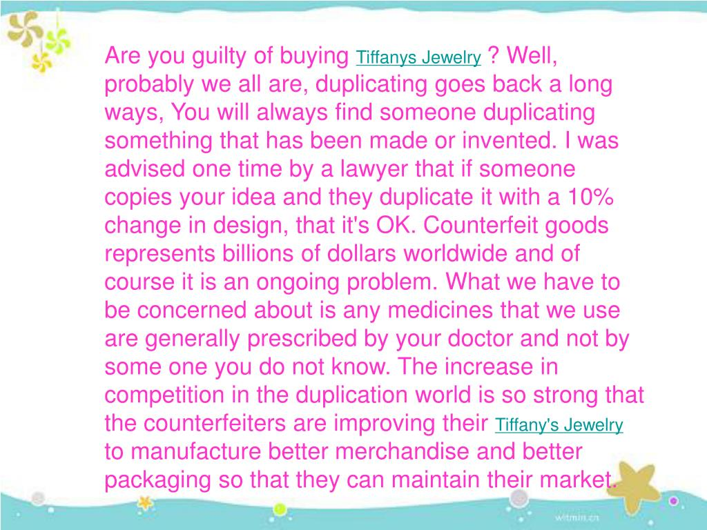 Are you guilty of buying