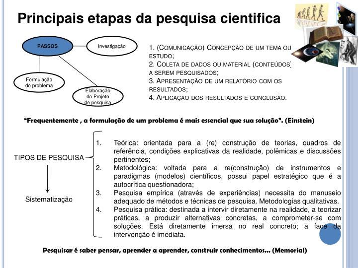 1. (Comunicação) Concepção de um tema ou estudo;