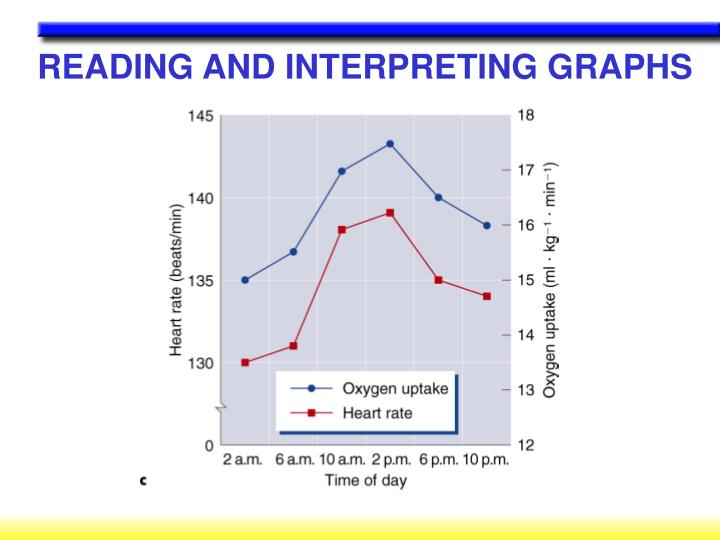 READING AND INTERPRETING GRAPHS
