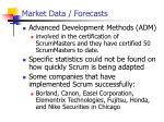 market data forecasts
