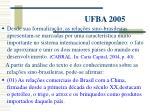 ufba 2005
