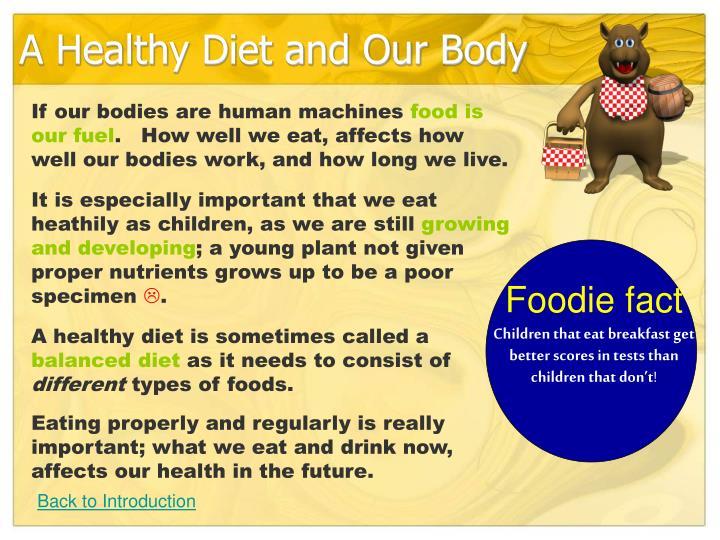 Foodie fact