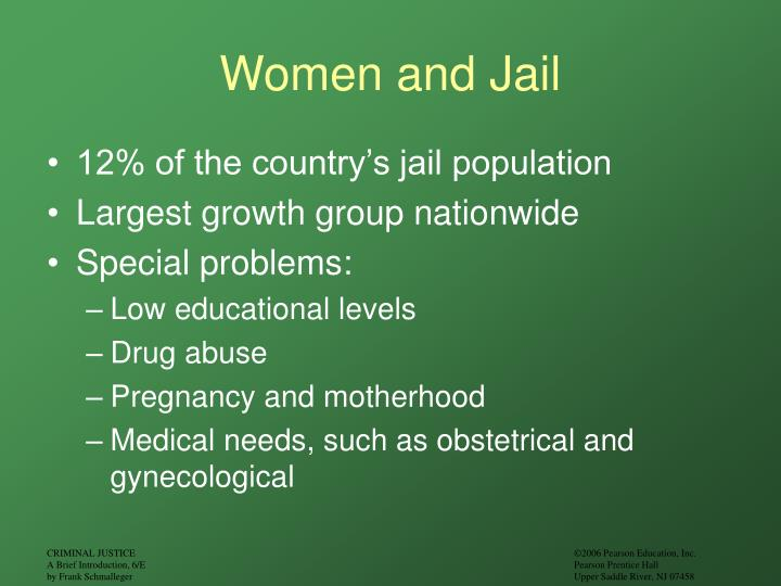 Women and Jail