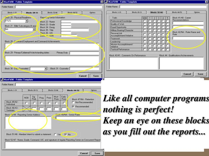 Like all computer programs,