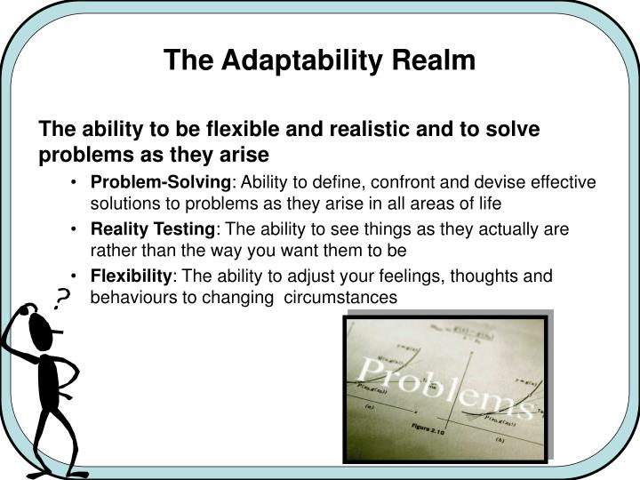 The Adaptability Realm