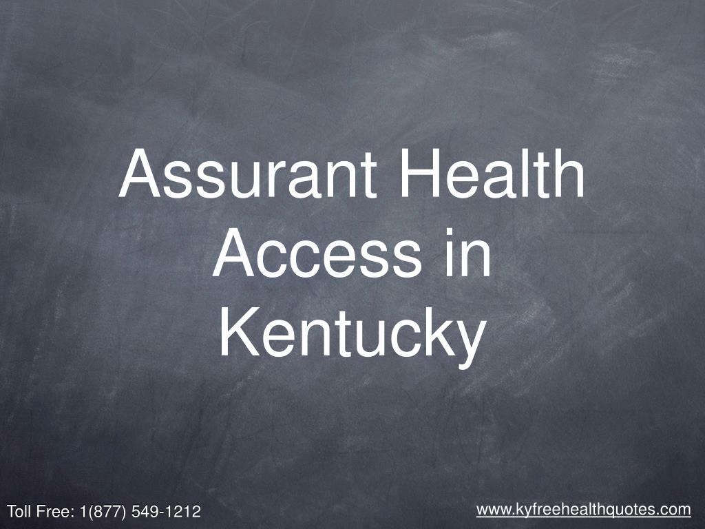 Assurant Health Access in Kentucky