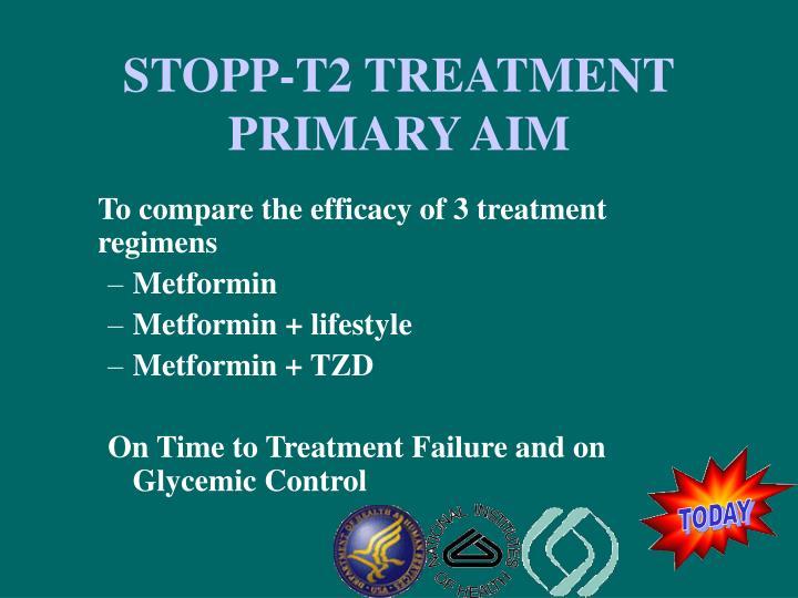 STOPP-T2 TREATMENT