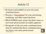 article 121