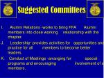 suggested committees3