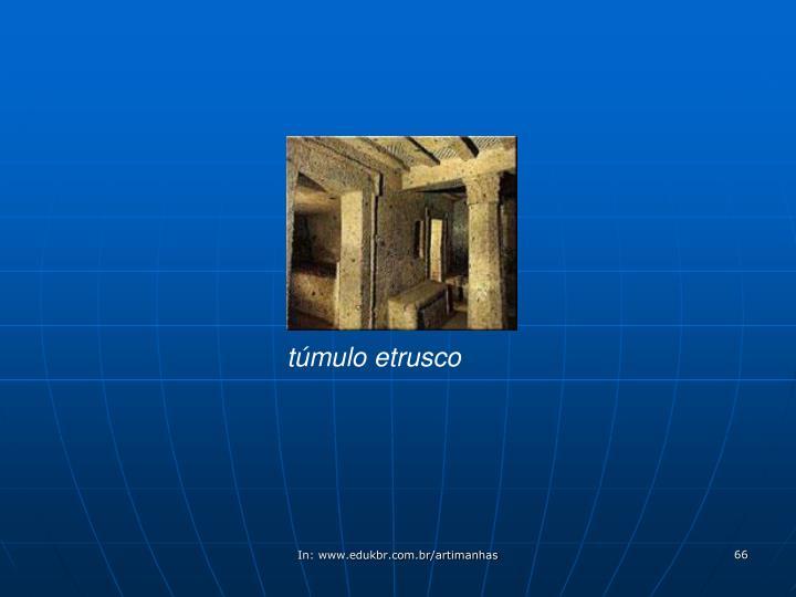 túmulo etrusco