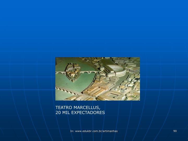 TEATRO MARCELLUS,