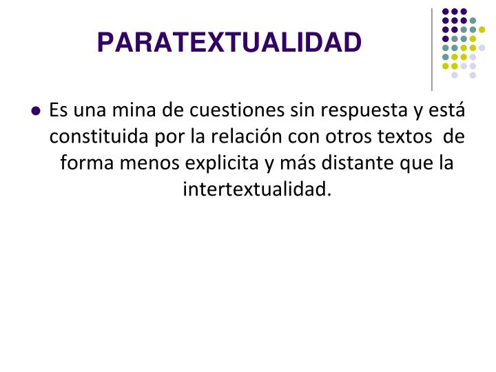 PARATEXTUALIDAD