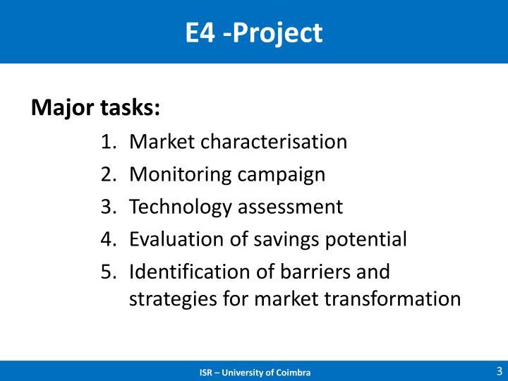 E4 -Project