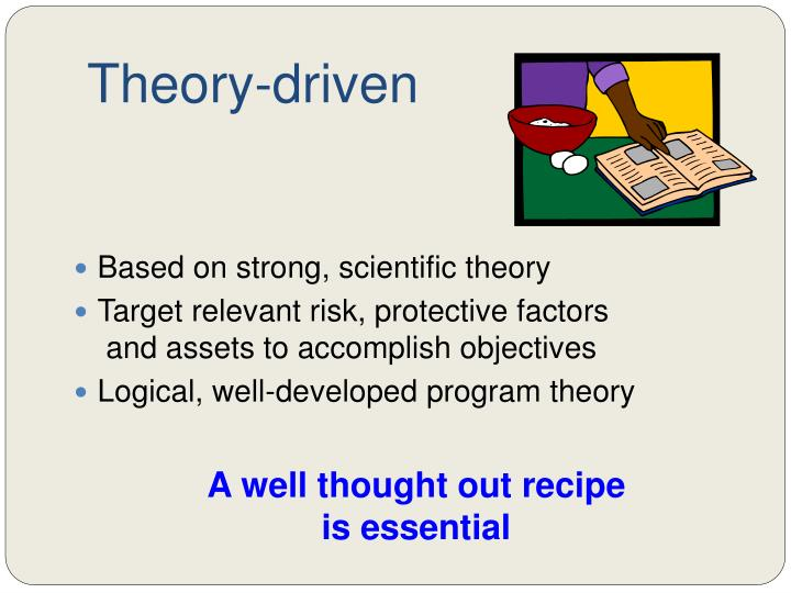 Theory-driven