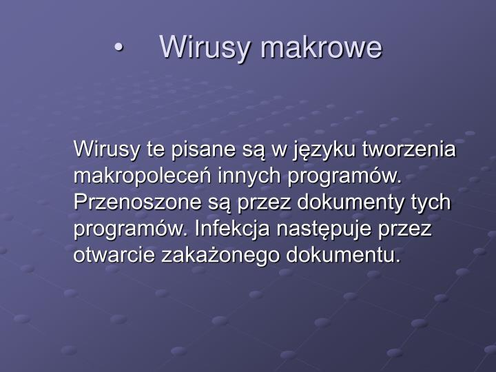 Wirusy makrowe